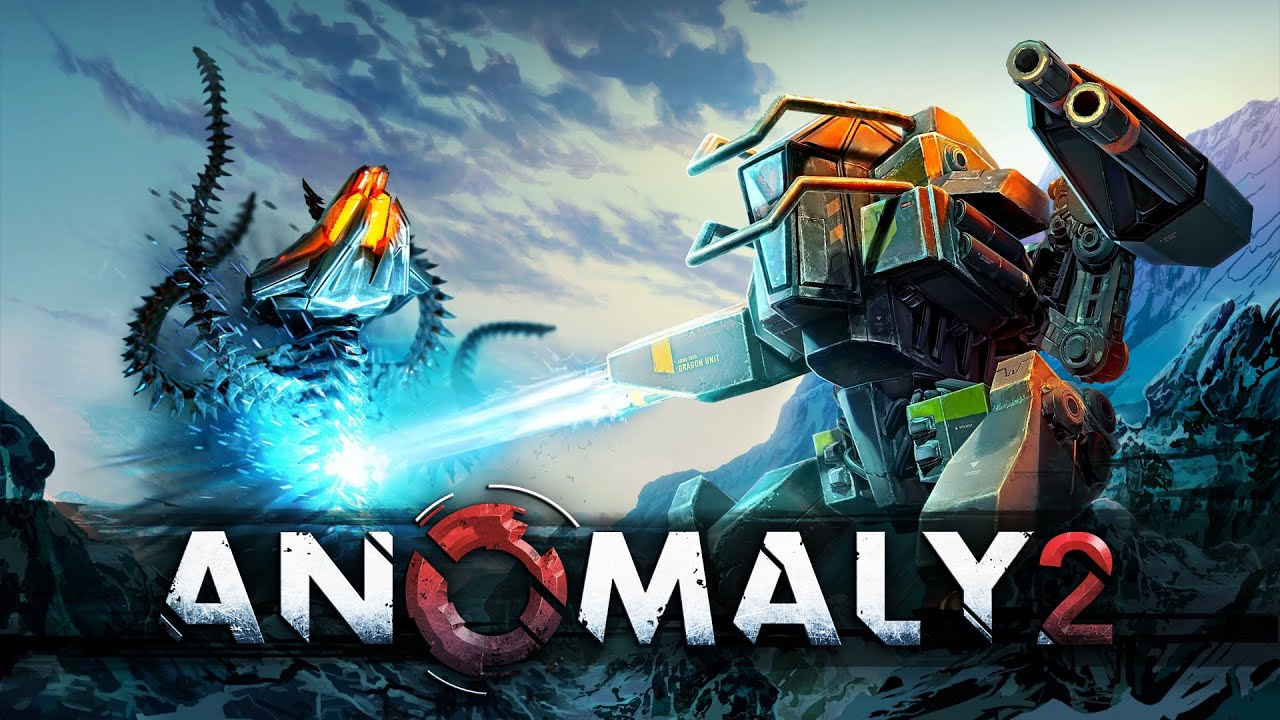 Image result for Anomaly 2