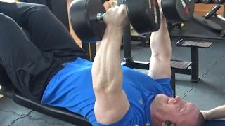 Лучшая тренировка грудных мышц