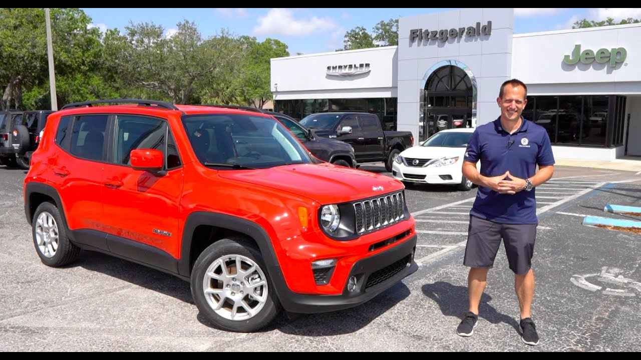 Is The 2020 Jeep Renegade A Good Small Suv Youtube