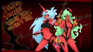 Repeat youtube video Teddy Loid   Scanty & Kneesocks Metal Remake remix