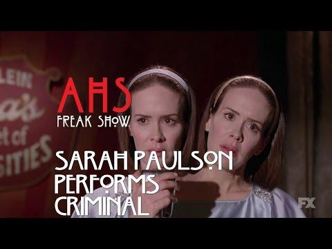 Sarah Paulson – Criminal (АИУ)