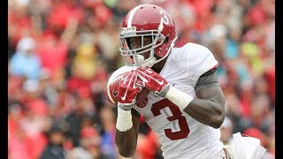 Calvin Ridley's Legacy at Alabama & Rivalry with Brother Riley