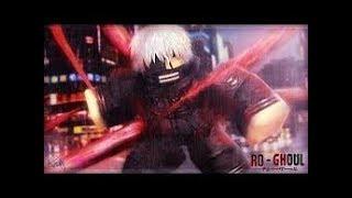 Roblox! Ro-ghoul!!! Kenk2 has tried skin male!!! link sv-vip!!!