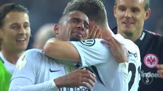 Große Emotionen: Eintracht Frankfurt holt den DFB-Pokal