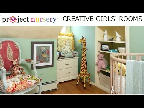 Project Nursery Gallery: Creative Nurseries for Girls