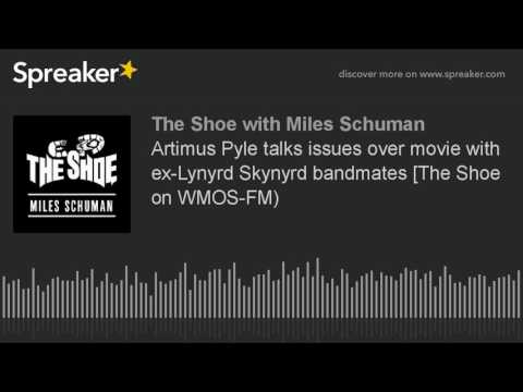 Artimus Pyle talks issues over movie with ex-Lynyrd Skynyrd bandmates [The Shoe on WMOS-FM]
