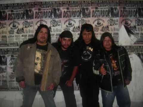 Disturbio - Rosita Suarez -Rock Mex - +DKR+