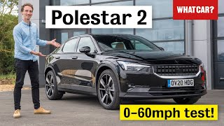 New Polestar 2 EV full review - why it could be a Tesla Model 3 beater | What Car?