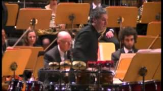 Concert for Percusion and Orchestra (3mov and final) by Friedrich Cerha-