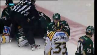 Nihlstorp vs Järnkrok fight 26-11-11
