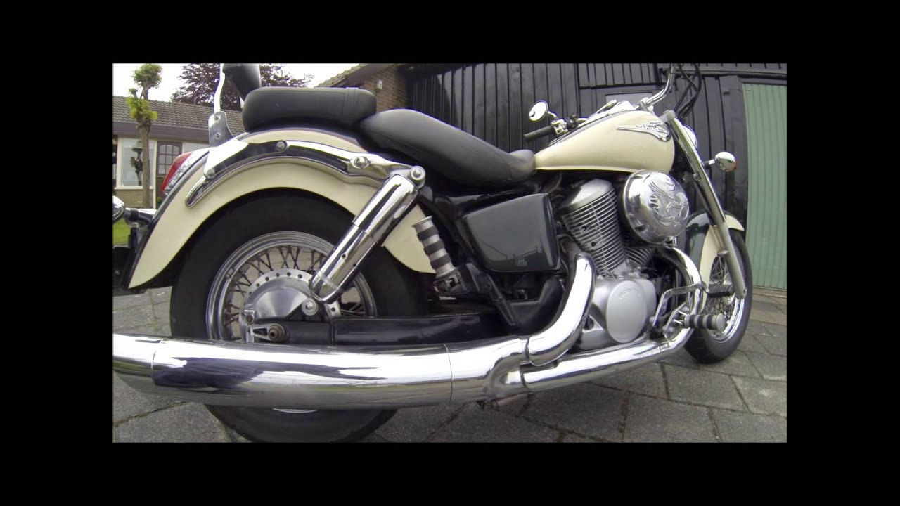 honda vt 750 c2 shadow ace rc44 youtube. Black Bedroom Furniture Sets. Home Design Ideas