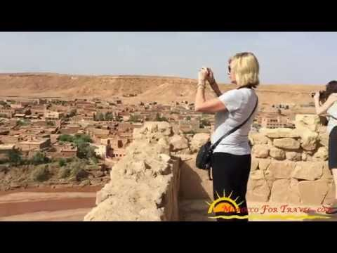 Morocco For Travel Dream Tour - Tour from Marrakech to the Desert