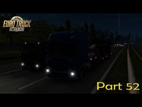 Euro Truck Simulator 2 (52) Praha -Bern 1/2