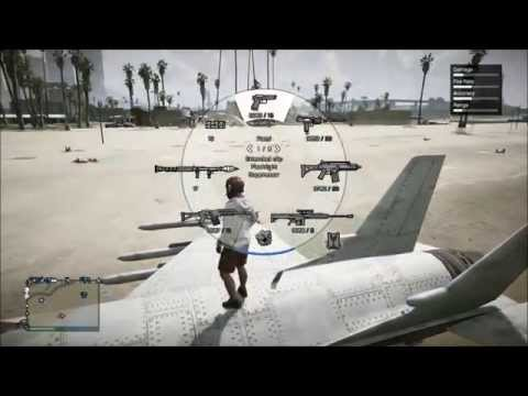 gta 5 how to get a fighter jet