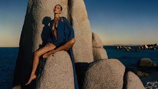 Versace Dylan Blue Pour Femme | Fragrance Campaign