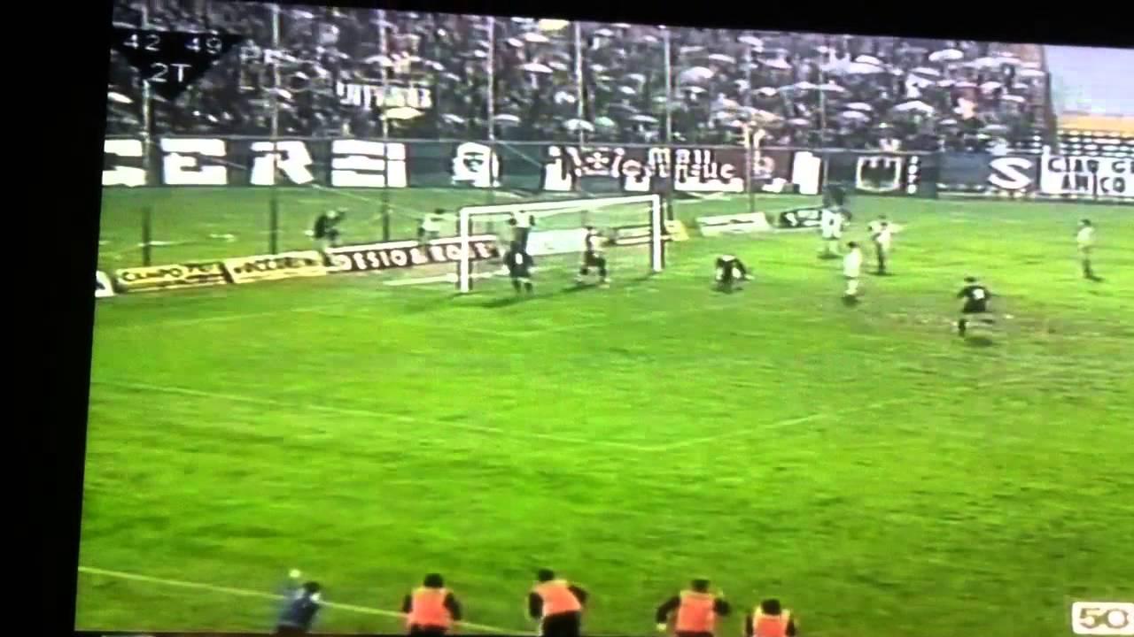 Pisa Lucchese 2 1 18 11 2002 Gol Di Varricchio Al 90