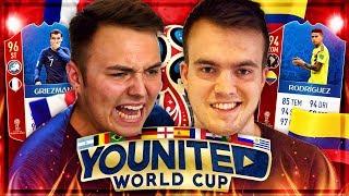 FIFA 18: YOUnited Gruppenspiel vs FGU ... Dieses Spiel..