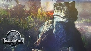 Posters Show Delta Is Back? | Jurassic World Fallen Kingdom