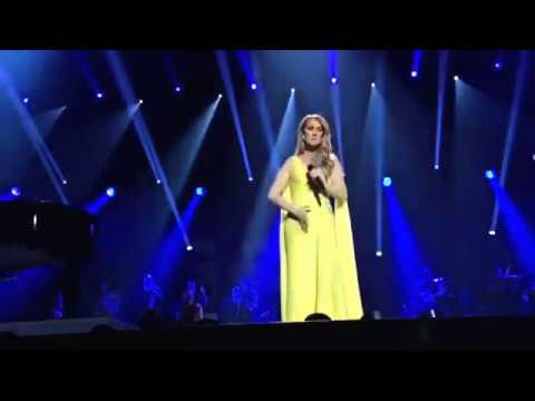"Celine Dion - ""All by myself"" (Live, January 27) 2017"