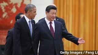 U.S., China Come To Terms On Historic Climate Change Deal