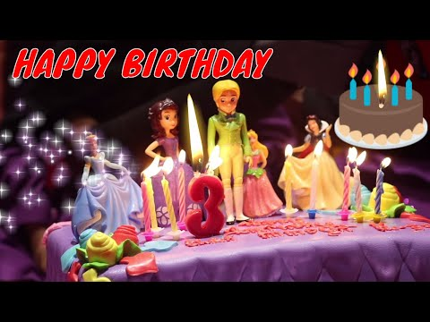 Selamat Ulang Tahun Elsa 3 Tahun - Pesta Ulang Tahun Balita Happy Birthday Party Holland Cake
