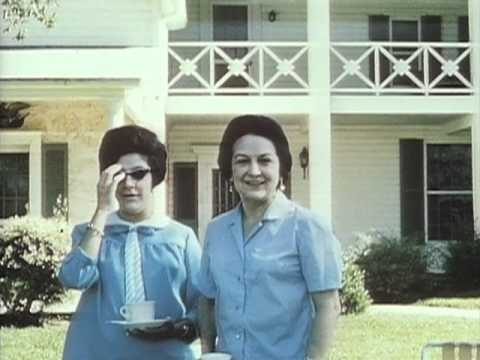 Lady Bird Johnson Home Movie #31: 1965 in Washington, aboard Air Force One, and LBJ Ranch