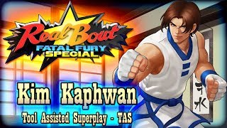 【TAS】REALBOUT FATAL FURY SPECIAL - KIM KAPHWAN
