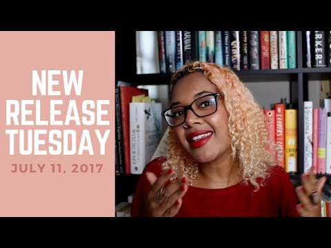 New Release Tuesday: July 11, 2017