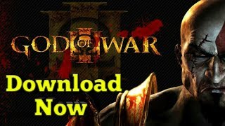 [6GB] [Any pc] God of war 3 highly compresd 1000000% working