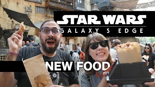 Galaxy's Edge New Food: Does It Taste AMAZING?