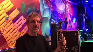 Discussing BG Duo Ligatures for Soprano Sax
