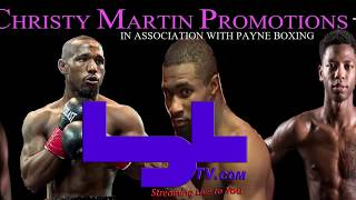 Christy Martin Promotions and LDLTV again 4/26/17 thumbnail