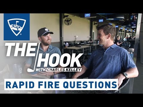 The Hook with Charles Kelley | Rapid Fire Questions - Eli Manning | Topgolf