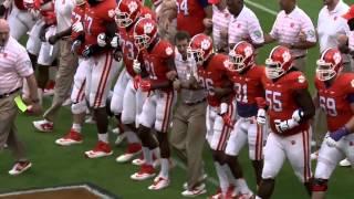South Carolina vs Clemson Rivalry