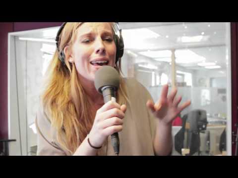 Gabrielle i P3 Popsalongen - Ring Meg Akustisk