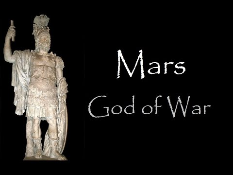Roman Mythology: Story of Mars