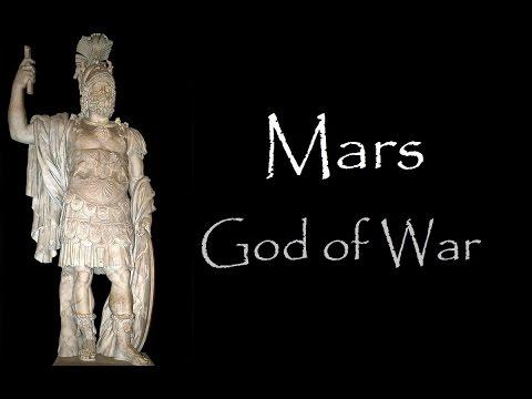 Roman Mythology: Story of Mars
