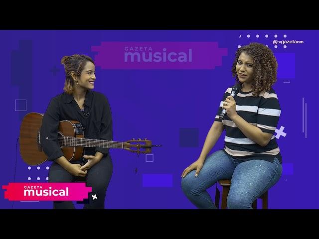 Cecy Tavares - Gazeta Musical (Bloco 1)