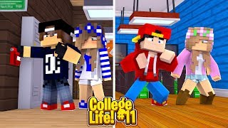 Minecraft College Life - ROPO & THE GUYS TRY TO PROVE THE TECHNOLOGY TEACHER IS CORRUPT!!!