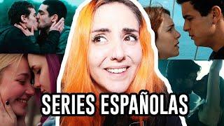 TOP 20 BESOS SERIES ESPAÑOLAS | Andrea Compton