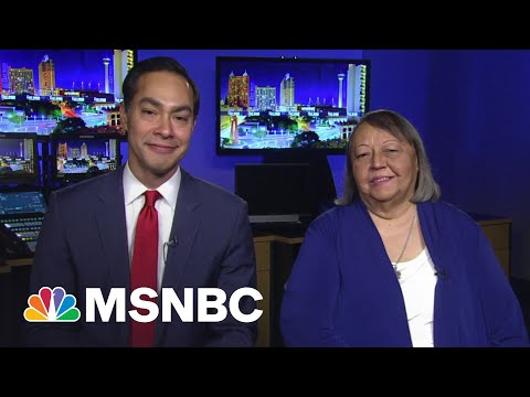 Julián Castro Fights Voter Suppression 50 Years After His Mother Fought For Voting Rights