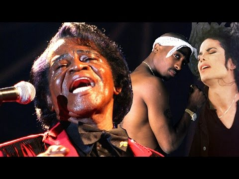 James Brown - Get On Up, Conspiracy, Michael Jackson + Tupac with Daryl Brown