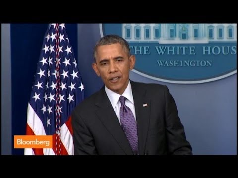 Obama: Military Option Not on Table in Ukraine
