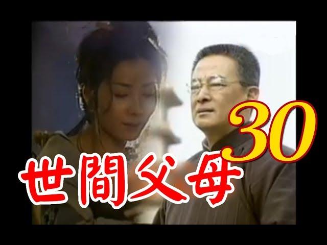 『世間父母』第30集(石峰 陳美鳳 李興文 王中皇 王識賢 康丁 潘儀君 )_1998年