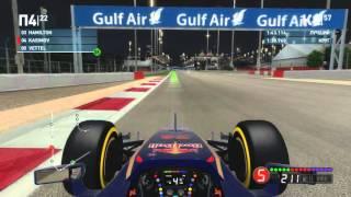 F1 2013 - Бахрейн - Пътят към McLaren Mercedes!