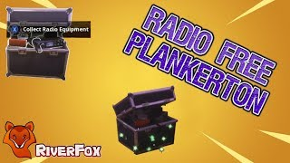 Plankerton part 16 - Radio Free Plankerton. Fortnite STW