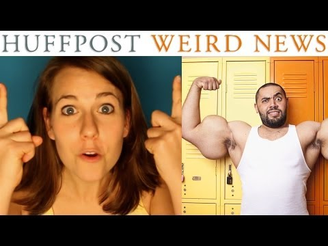 Huff Post Weird News Theme Performed  Ali Spagnola