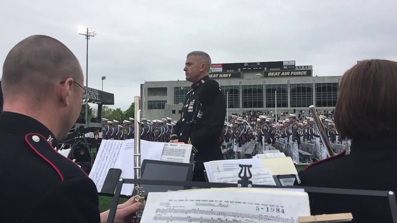 West Point Graduation Hat Toss Slo-Mo - 2016 - YouTube 52a7fc3b0d33