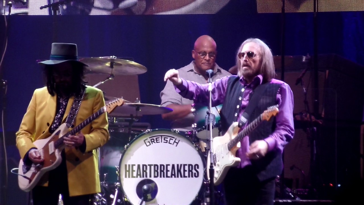 tom petty and the heartbreakers you got lucky dallas 4 22 2017 youtube