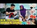 - PILIH AL-QURAN, UANG ATAU MAKANAN - SOSIAL EKSPERIMENT